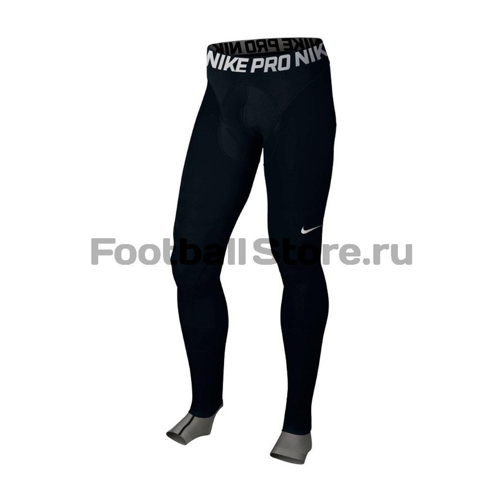 Белье лосины Nike M NP Hprrecvry Tght 812988-010 тайтсы nike тайтсы g np cl tght