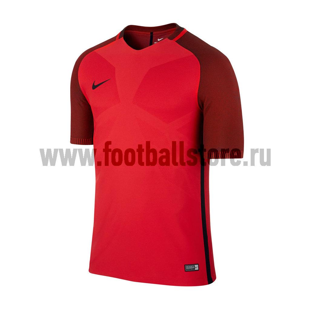 Футболки Nike Футболка игровая Nike  Vapor I 833039-657 спортинвентарь nike чехол для iphone 6 на руку nike vapor flash arm band 2 0 n rn 50 078 os