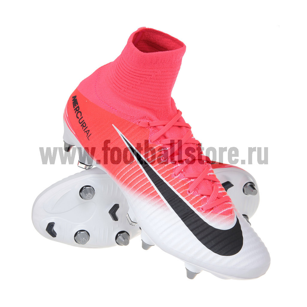 Бутсы Nike Mercurial Superfly V SG-Pro 831956-601 бутсы nike шиповки nike jr tiempox legend vi tf 819191 018