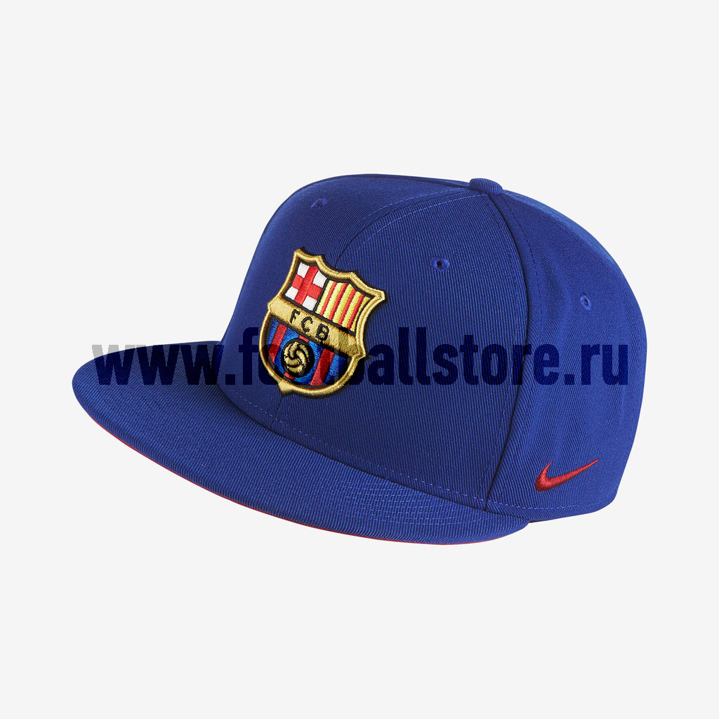 Barcelona Nike Бейсболка Nike Barcelona U NK True Cap Core 686241-455