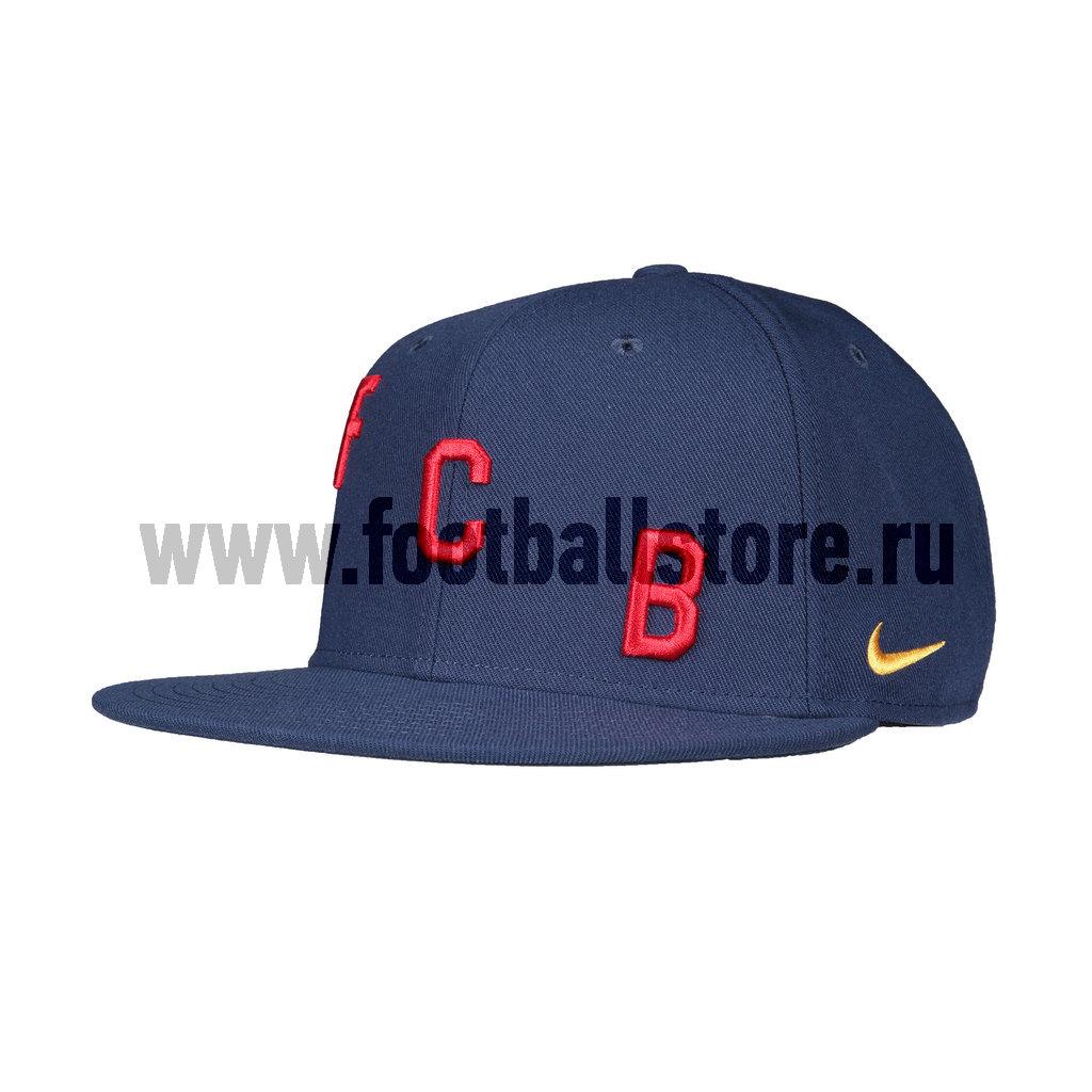 Бейсболка Nike Barcelona U NK True Cap Squad 842411-421