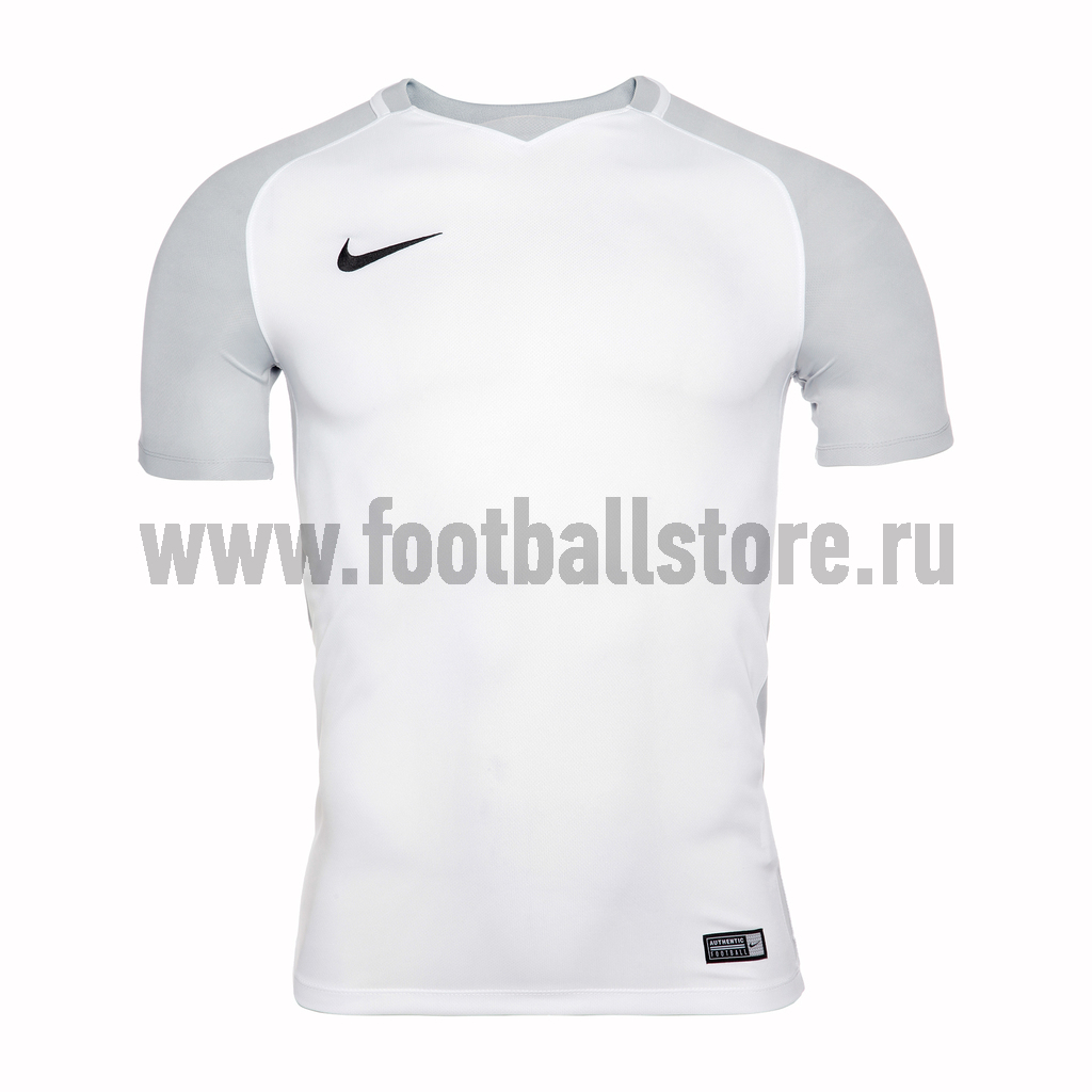 Футболки Nike Футболка игровая Nike Trophy III 881483-100 игровая форма nike футболка детская nike ss precision iii jsy boys 645918 410
