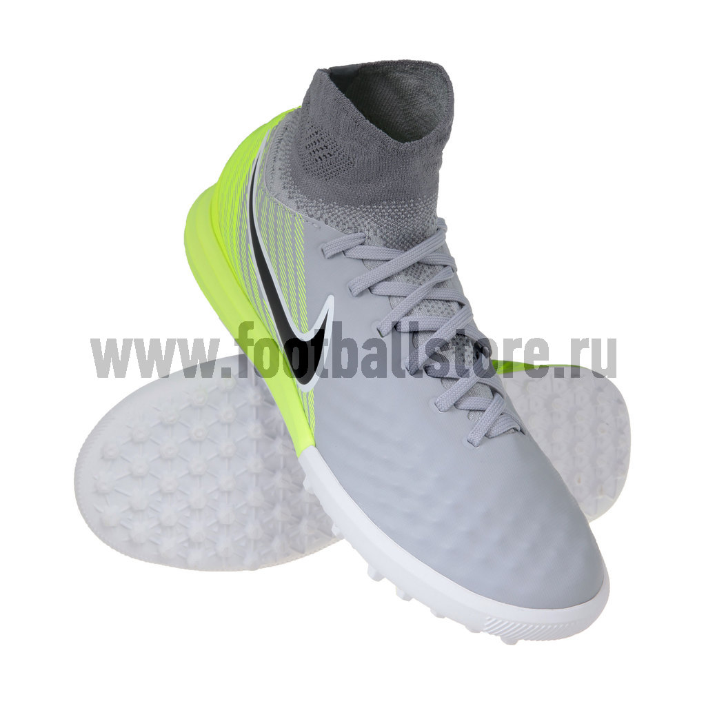 Шиповки детские Nike MagistaX Proximo II DF TF 843956-004 бутсы nike шиповки nike jr tiempox legend vi tf 819191 018