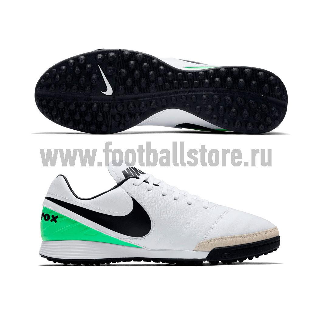 Шиповки Nike Шиповки Nike TiempoX Mystic V TF 819224-103  цена и фото
