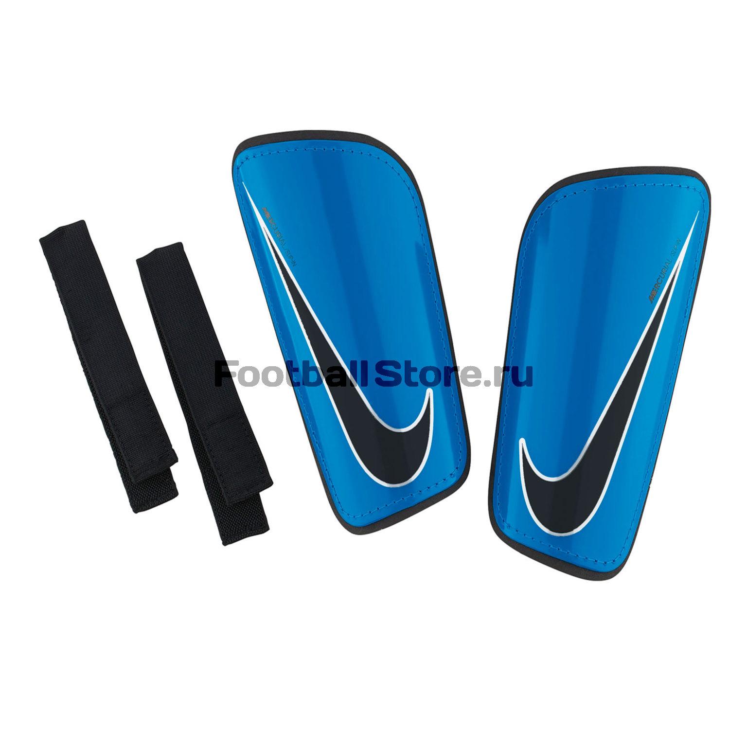 Защита ног Nike Щитки Nike NK Mercurial HRDSHL SP2101-406 защита nike защита nk hyprstrng mtch ankl slv