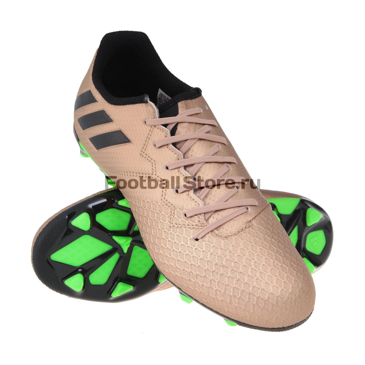 Бутсы Adidas Бутсы Adidas Messi 16.3 FG JR BA9843 adidas adidas messi 15 3 jr af4665