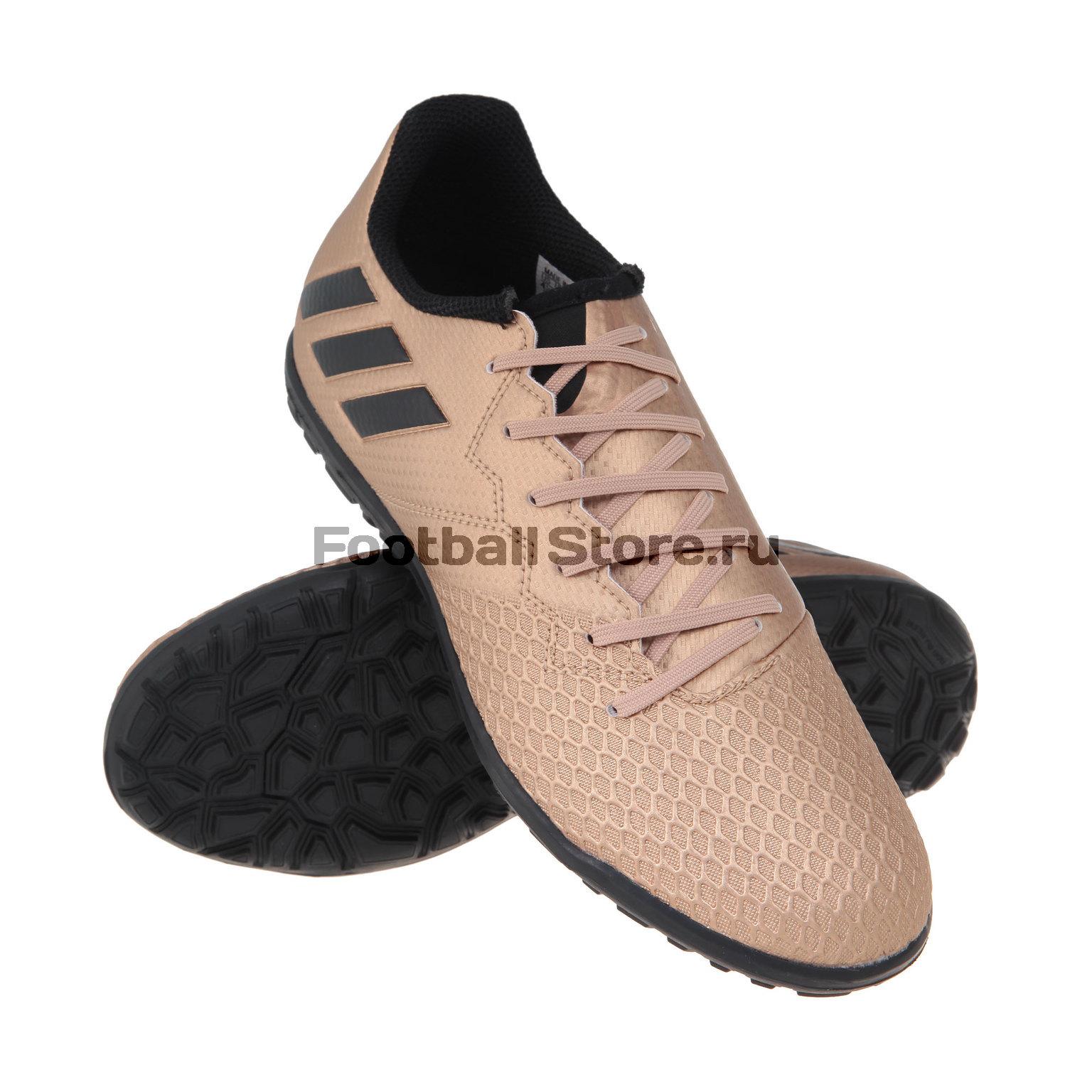 Бутсы Adidas Шиповки Adidas Messi 16.3 TF JR BA9859 adidas adidas messi 15 3 jr af4665