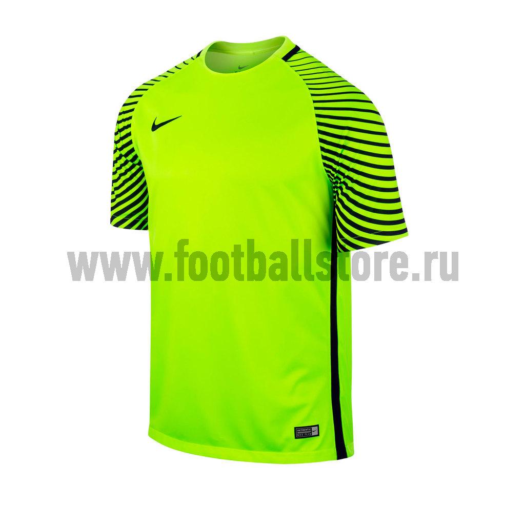 Вратарская футболка Nike SS Garden JSY 725889-702