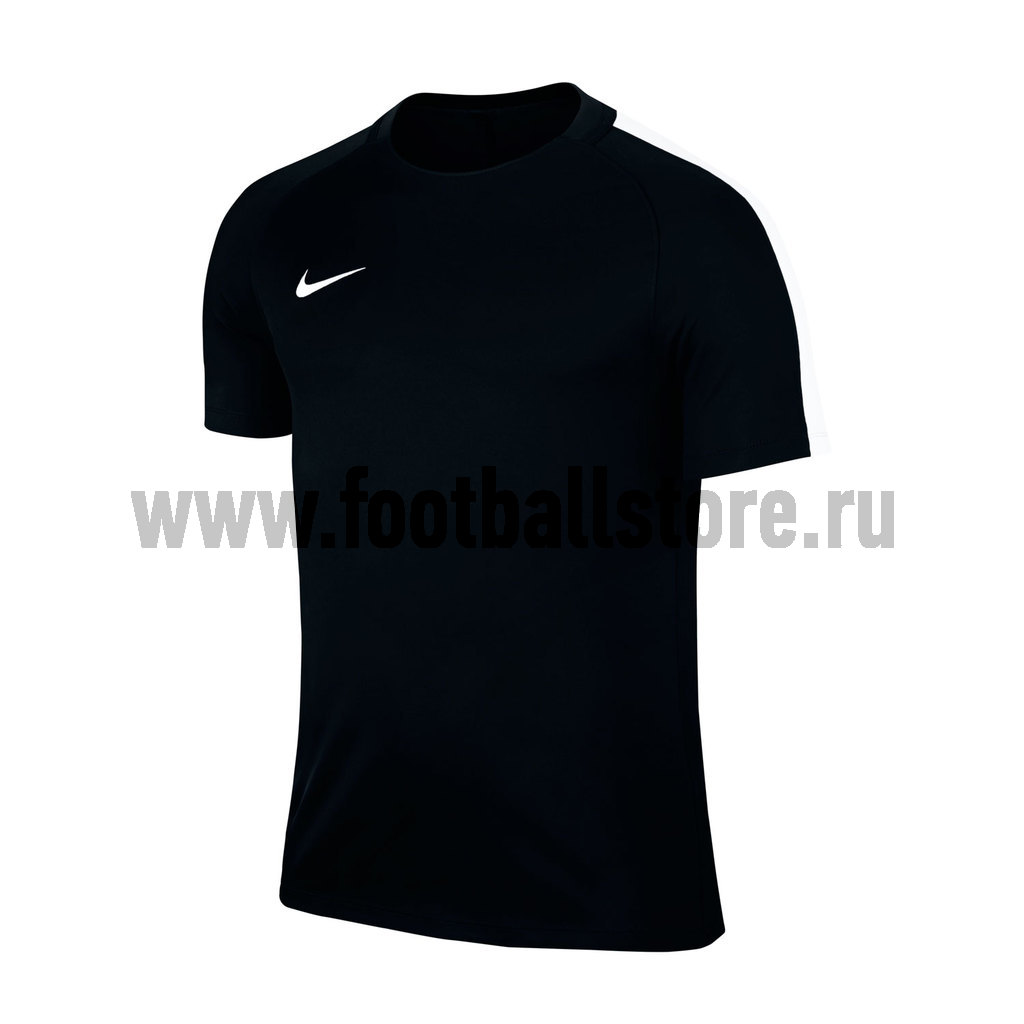 Футболка Nike Y NK Dry Top SS 831581-010 футболка nike drill football top 807245 010 черный 164