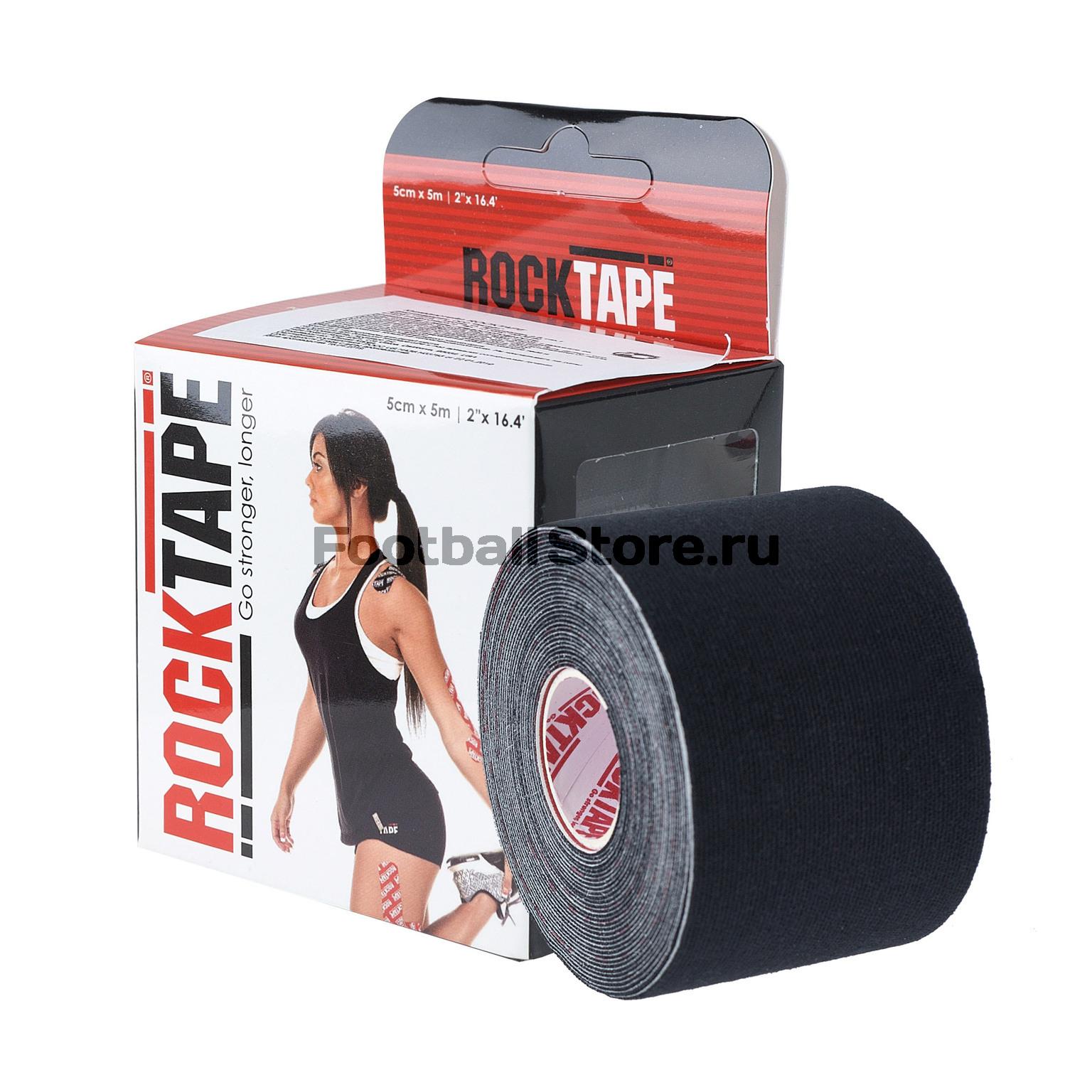 Тейп RockTape Кинезиотейп Classic, 5см х 5м, черный набор форм для выпечки menu 5см 3 5см 50шт бумага
