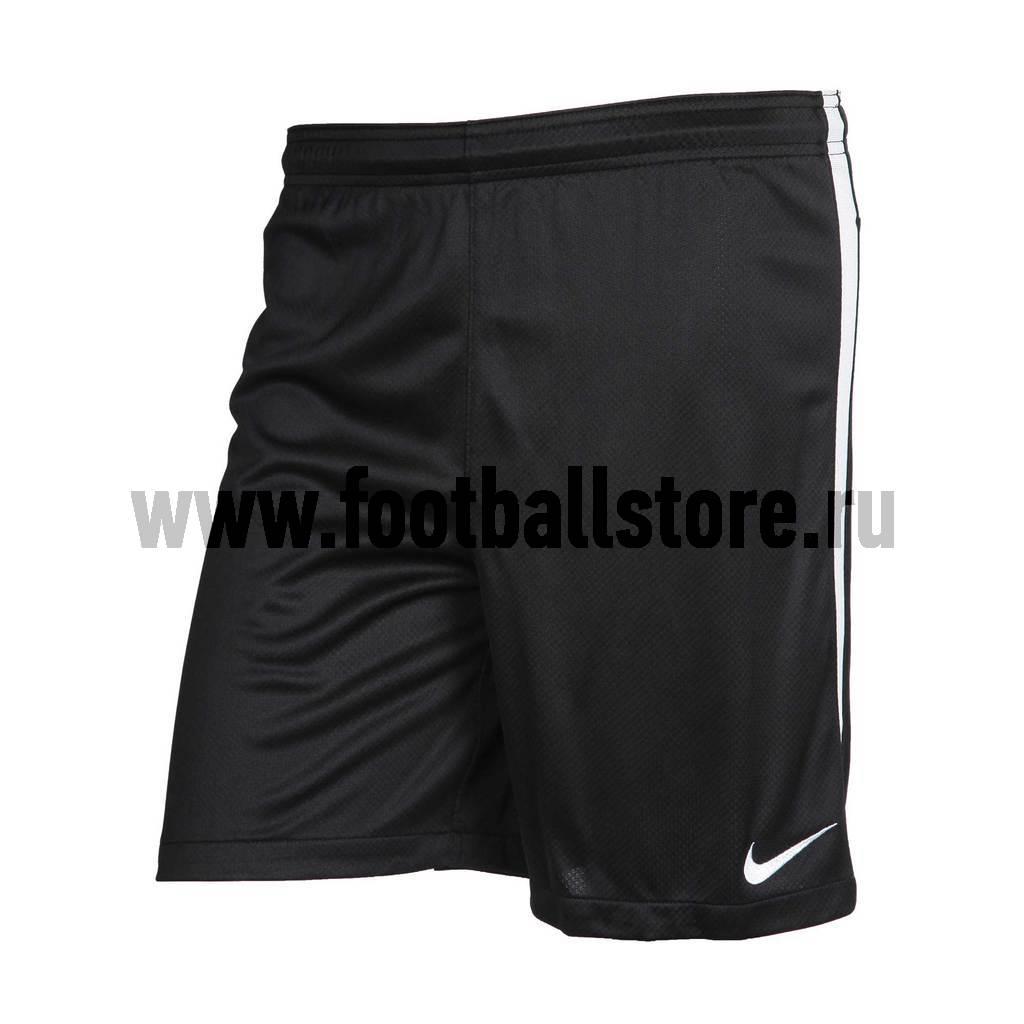 Шорты игровые подростковые Nike 832253-010 игровая форма nike шорты игровые детские nike y nk dry short k 832253 010