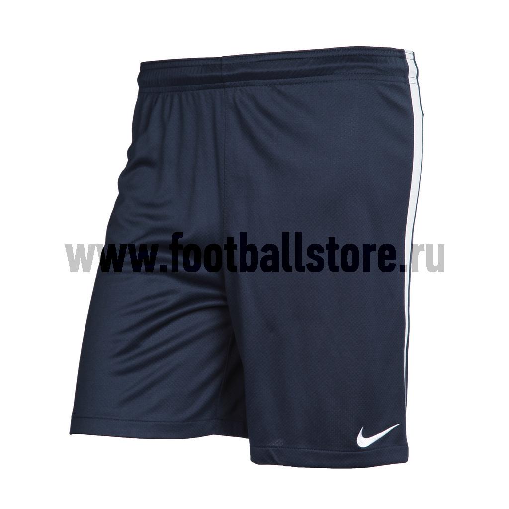 Шорты игровые подростковые Nike 832253-452 игровая форма nike шорты игровые детские nike y nk dry short k 832253 010