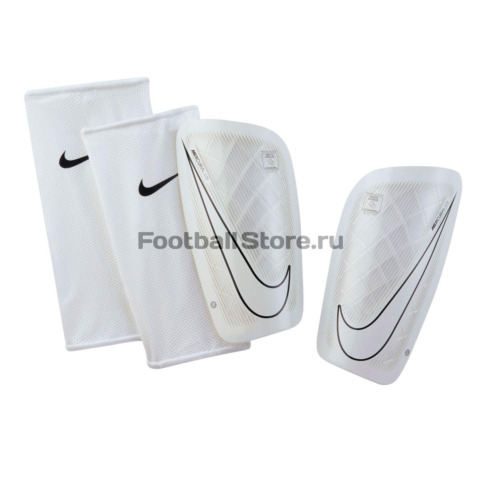 Щитки Nike NK Merc LT GRD SP2086-100 щитки nike щитки nk merc lt grd