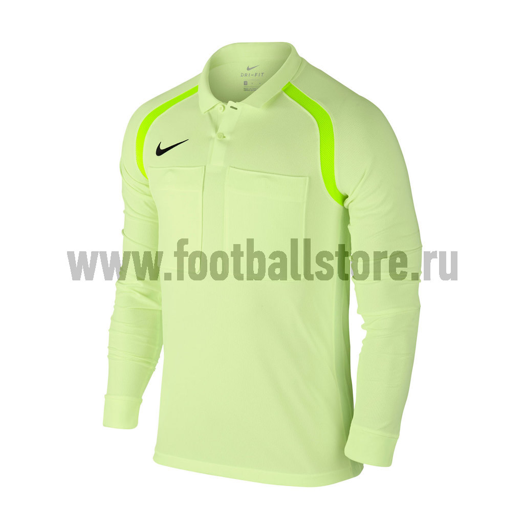 Для судей Nike Поло Nike Referee Kit LS Jersey 807704-701
