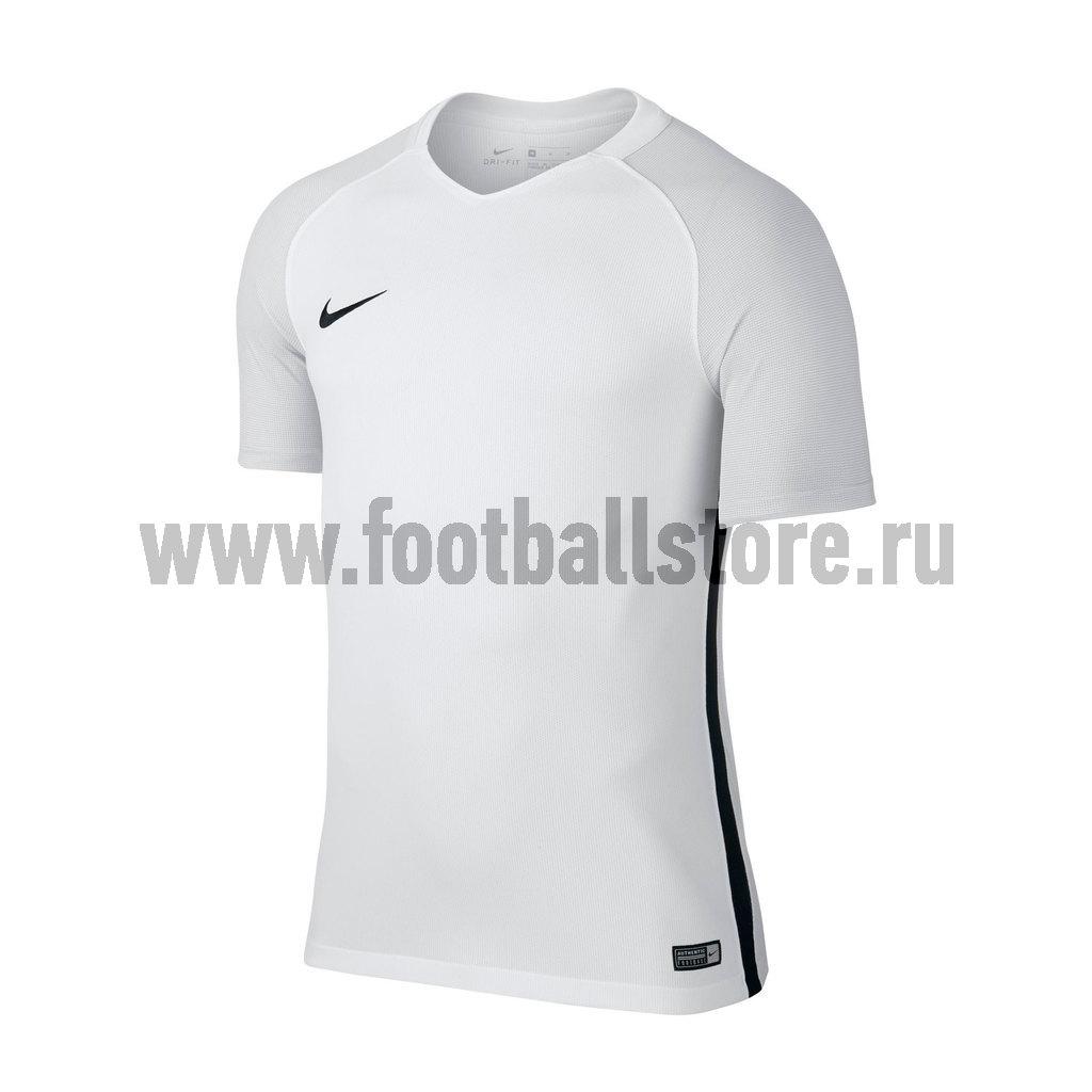 Футболка игровая детская Nike SS YTH Revolution IV JSY 833018-100 цена