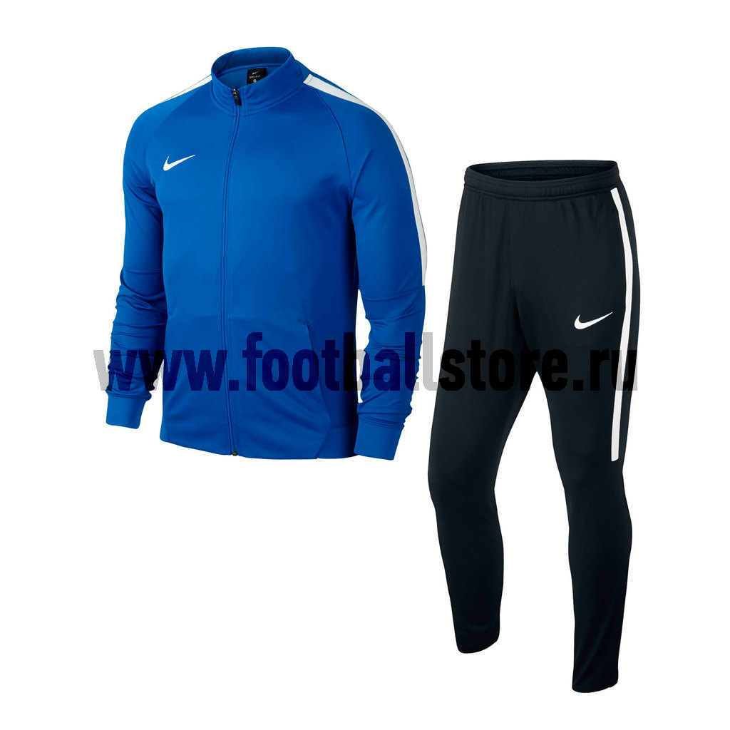 Костюм спортивный Nike Y NK Dry SQD17 TRK Suit K 832389-463 шорты nike шорты fcb y nk dry sqd short k