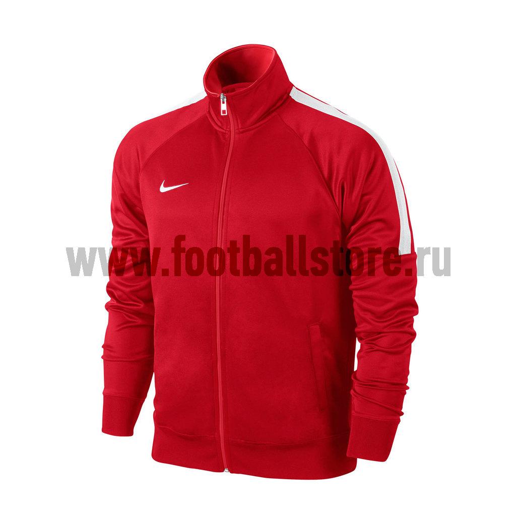 Олимпийка Nike Boys Team Club Trainer Jacket 658940-657 nike бейсболка nike team club cap 646398 010