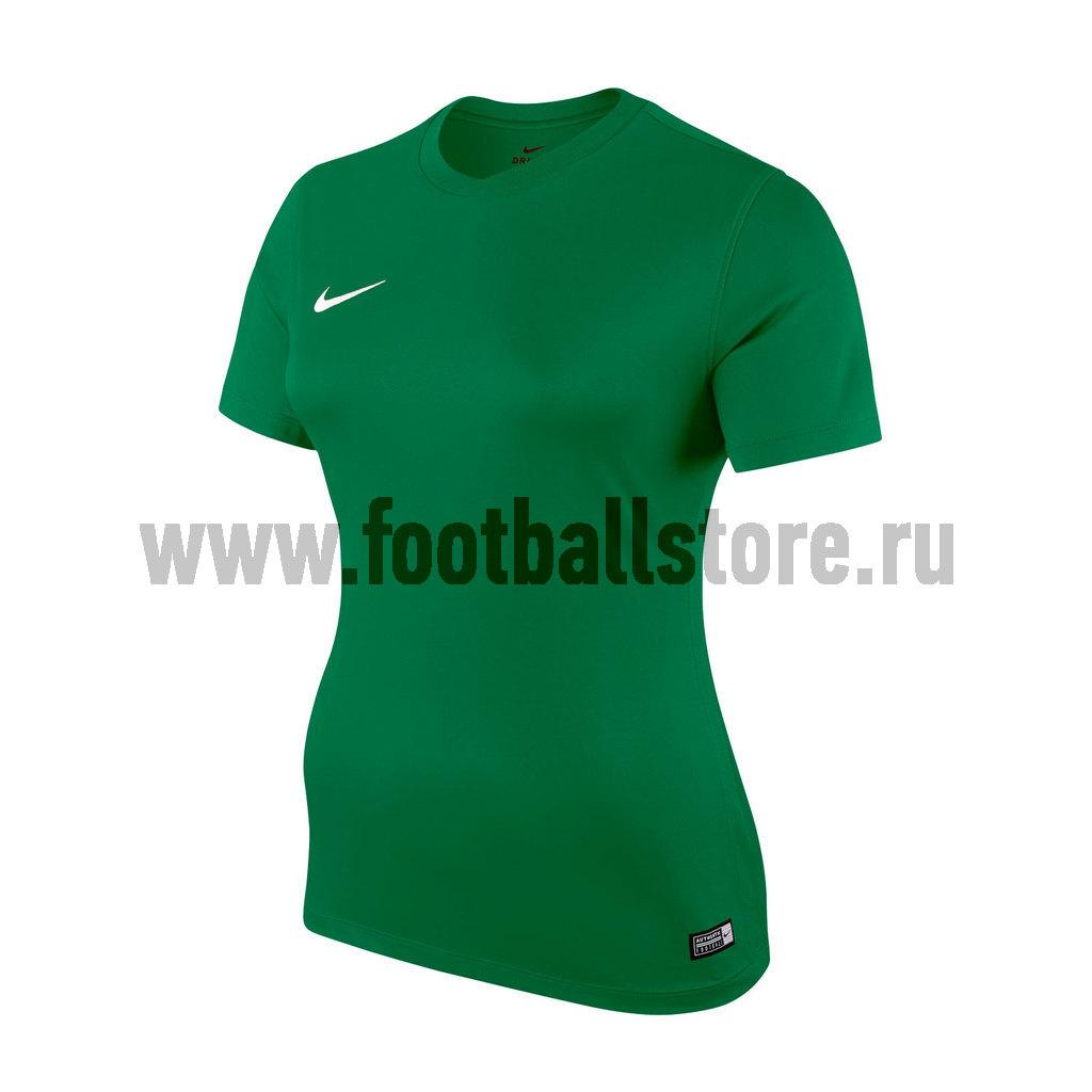 Nike Футболка игровая женская Nike SS W Park VI JSY 833058-302