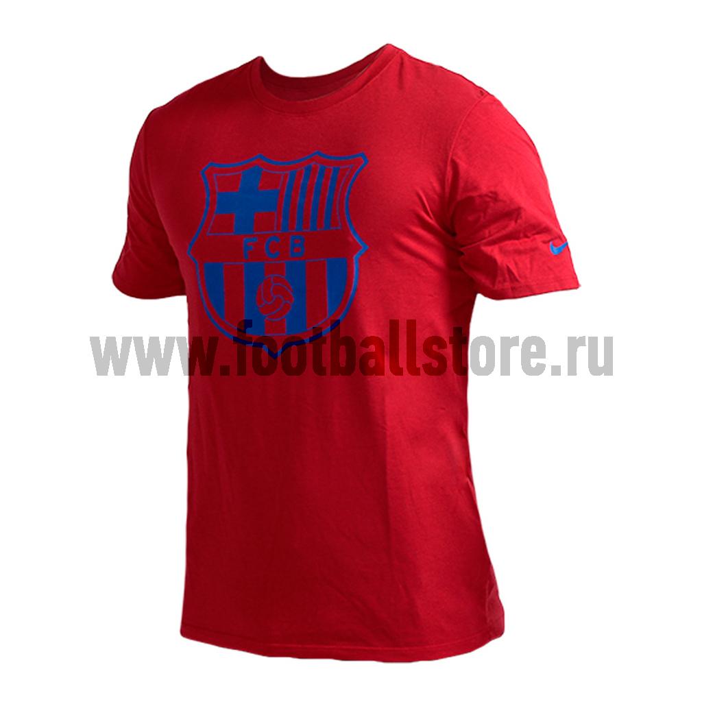 Barcelona Nike Футболка Nike Barcelona M NK Dry Tee 832717-687