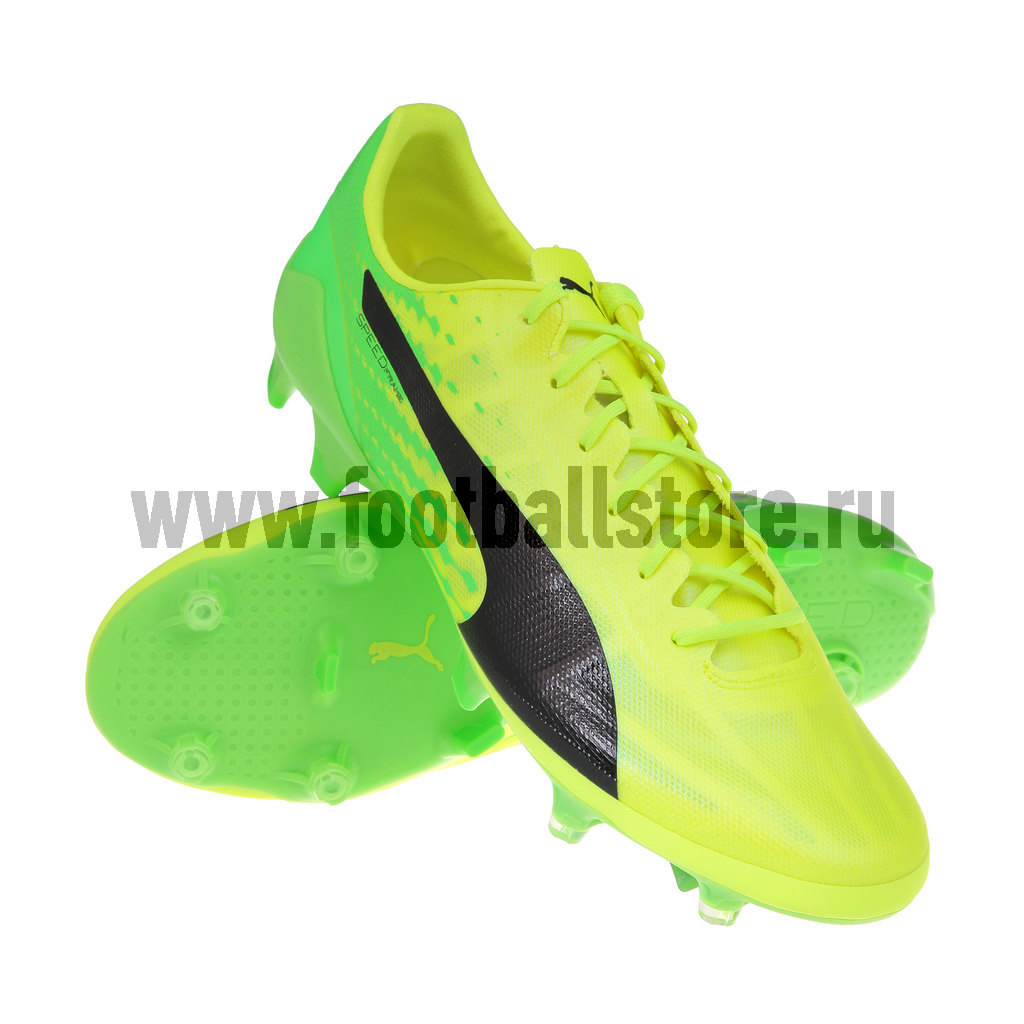 Бутсы Puma EvoSpeed 17 SL FG 10400601 puma puma evospeed 5 4 it