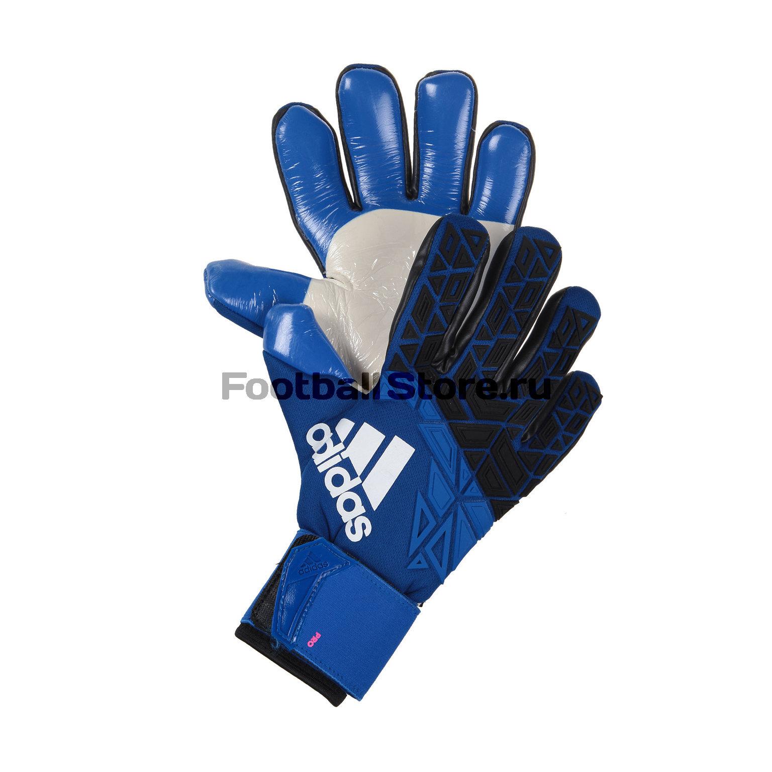 Перчатки вратарские Adidas Ace Trans Pro AZ3691 перчатки вратарские adidas ace half neg az3688