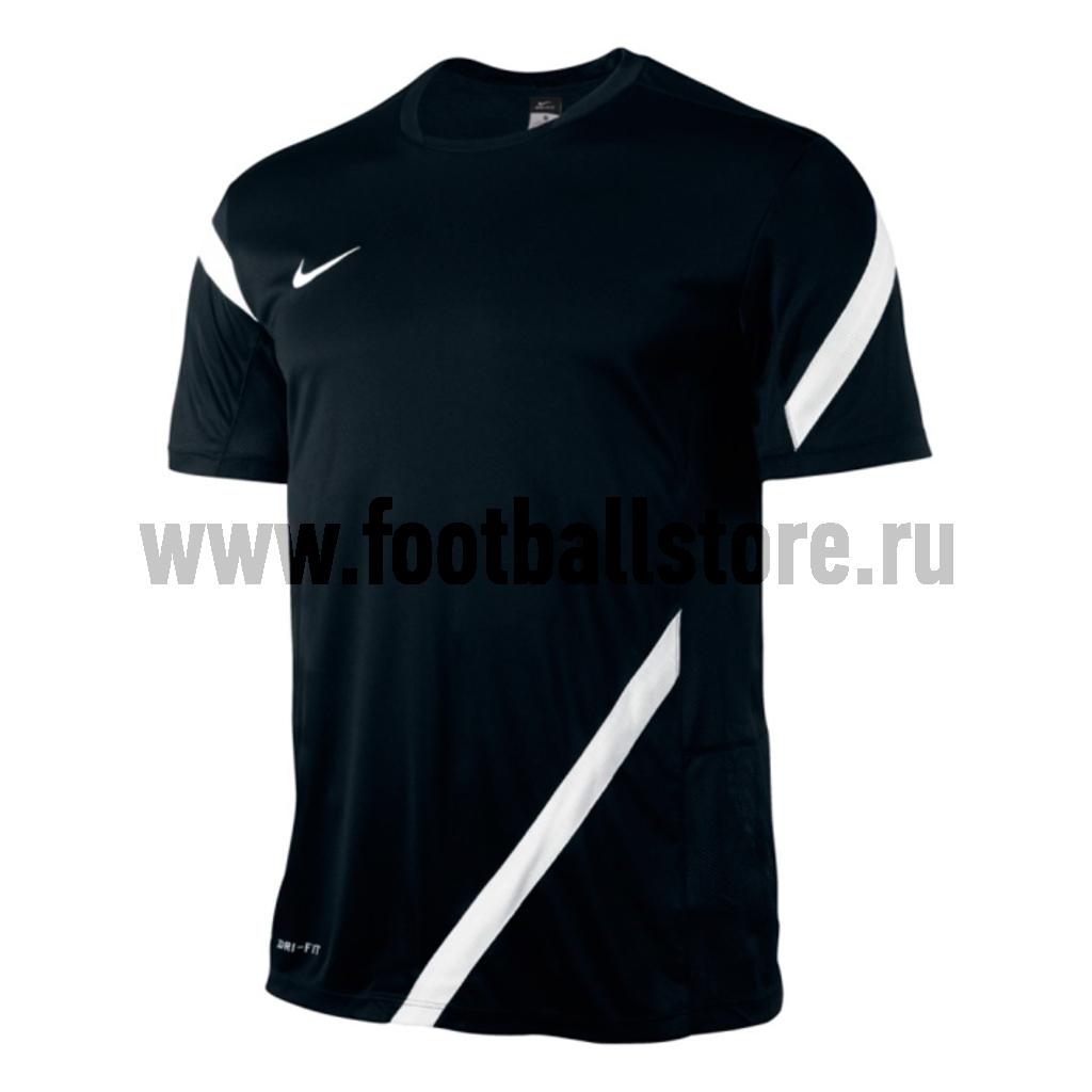 Футболки Nike Майка тренировочная Nike comp 12 ss training top