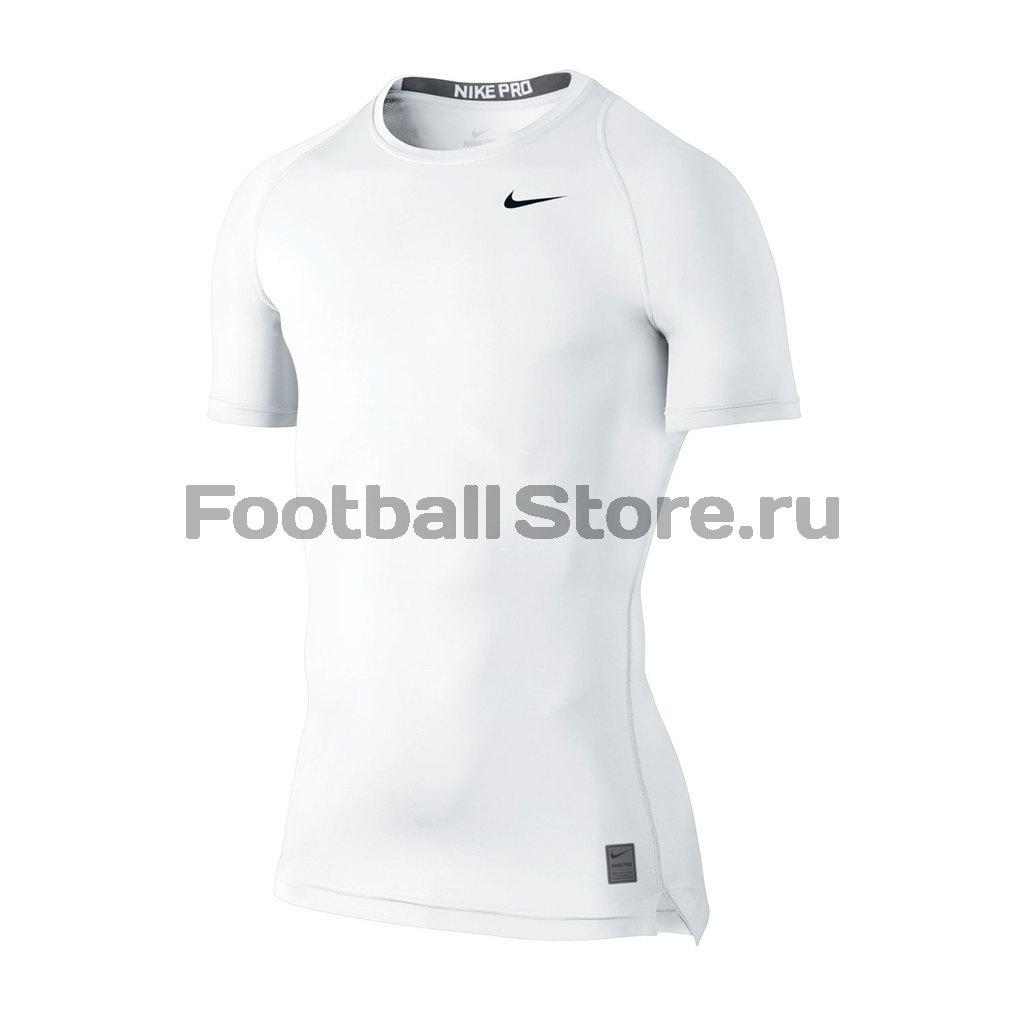 Белье Nike Белье футболка Nike M NP Top Comp SS 703094-100
