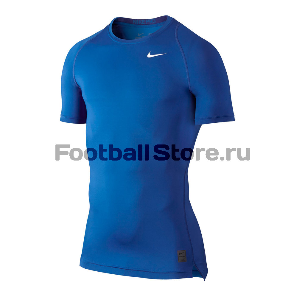 Белье Nike Белье футболка Nike M NP Top Comp SS 703094-480