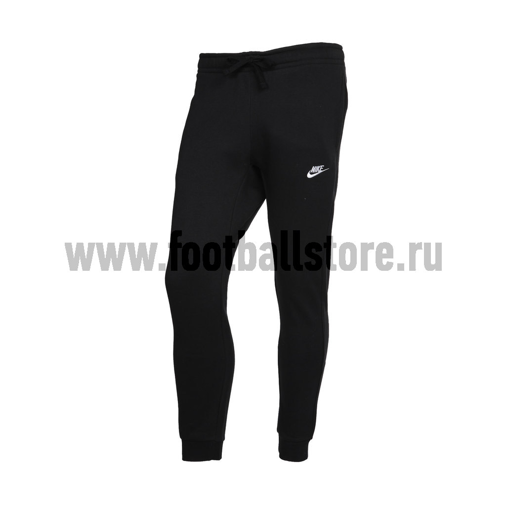 Брюки тренировочные Nike M NSW Jogger Club FLC 804408-010 брюки тренировочные nike m nsw jogger club flc 804408 063