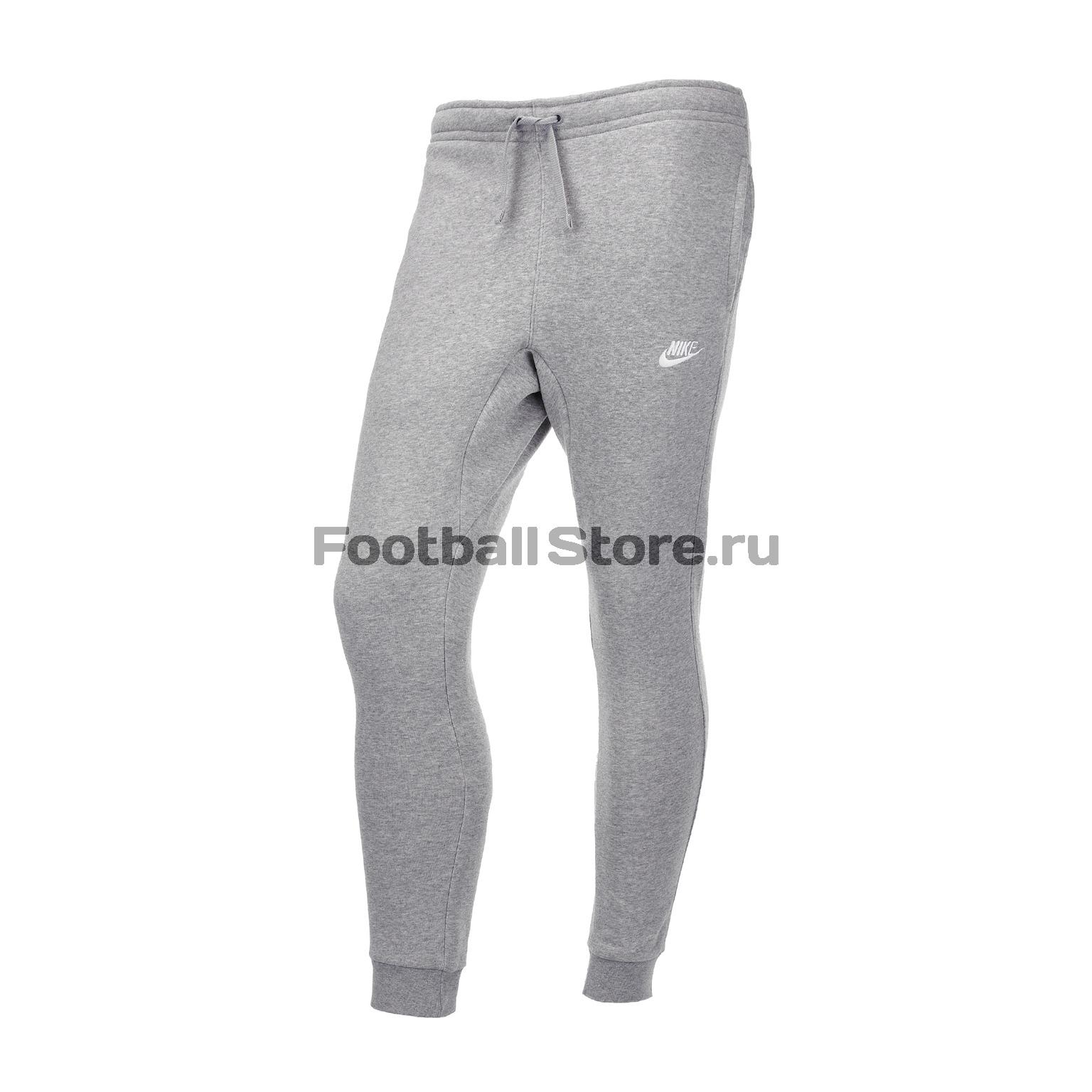 купить Брюки тренировочные Nike M NSW Jogger Club FLC 804408-063 дешево