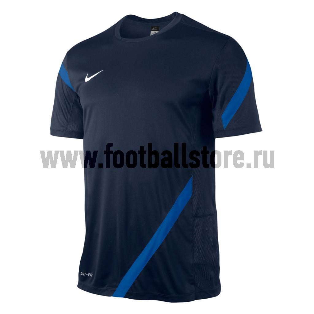 Футболки Nike Майка тренировочная Nike Comp 12 SS Training Top 447312-451