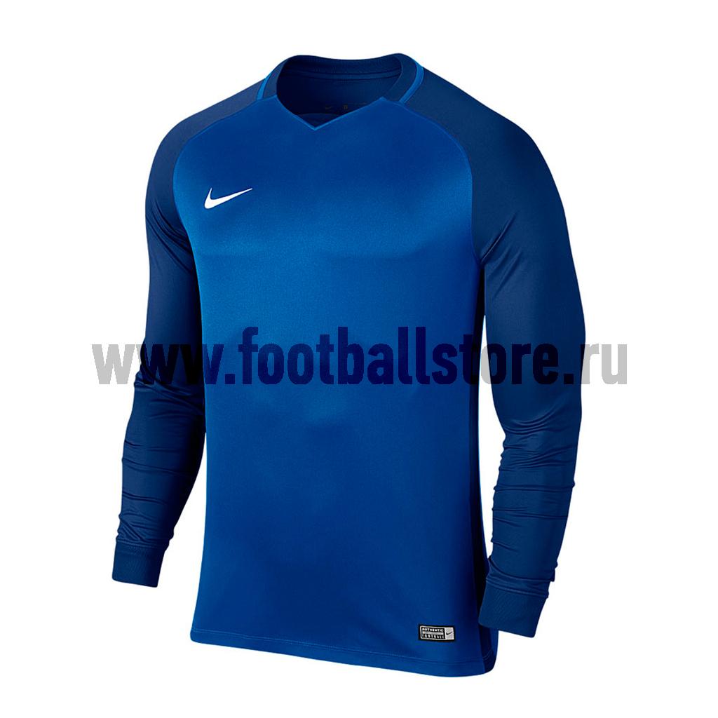 Футболка игровая Nike M NK Dry Trophy III JSY 833048-463 nike футболка игровая nike m nk dry acdmy top ss gx 832985 452