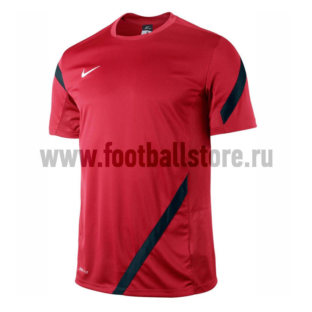 Футболки Nike Майка тренировочная Nike Comp 12 SS Training Top 447312-648