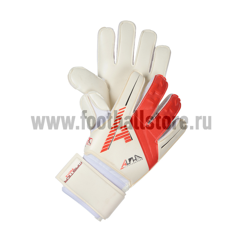 Перчатки вратарские Alpha Keepers Master Tech 6 1546