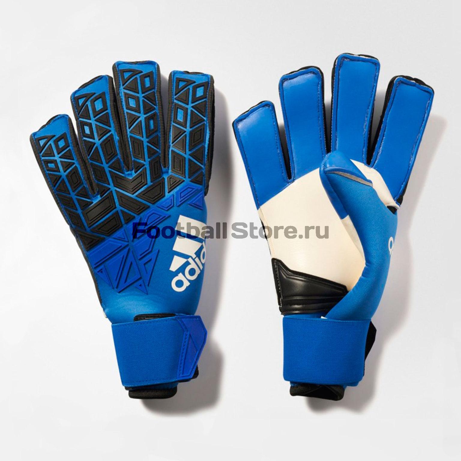 Перчатки вратарские Adidas Ace FS Promo AZ3707 перчатки вратарские adidas ace half neg az3688