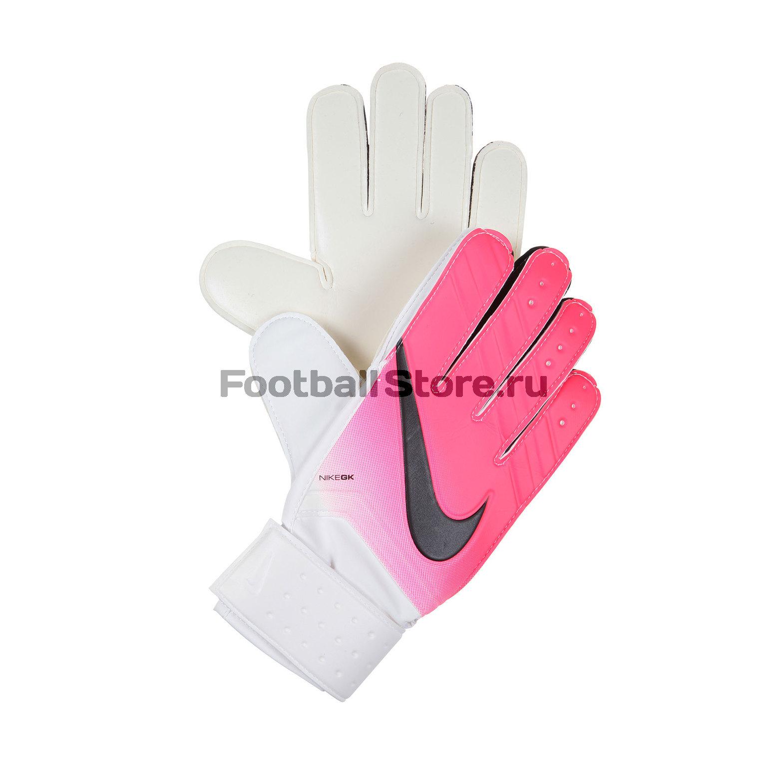 Перчатки вратарские Nike GK Match FA16 GS0330-185 кеды polo ralph lauren polo ralph lauren po006amasyl0