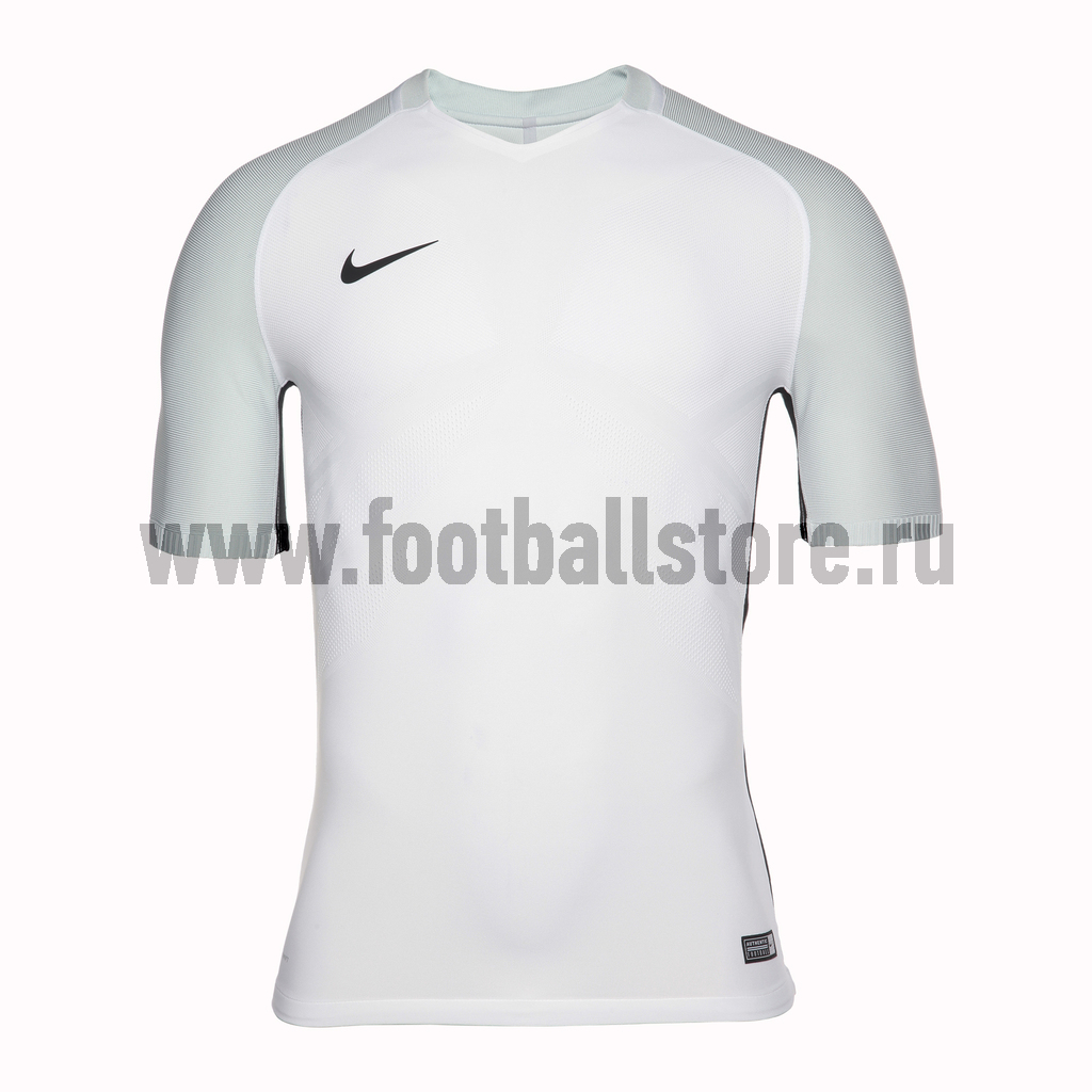 Футболки Nike Футболка игровая Nike  Vapor I 833039-100 спортинвентарь nike чехол для iphone 6 на руку nike vapor flash arm band 2 0 n rn 50 078 os