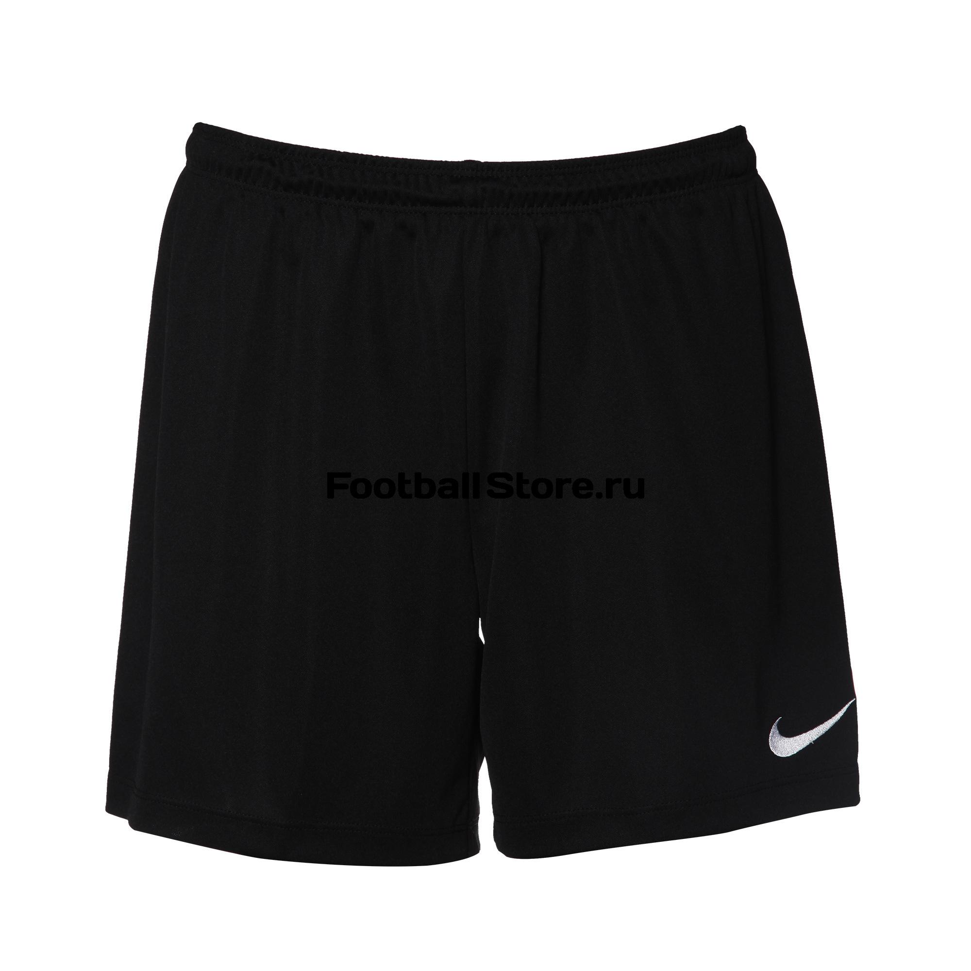 Шорты игровые женские Nike Park II NB 833053-010 шорты игровые nike dry short ii wvn 894331 010