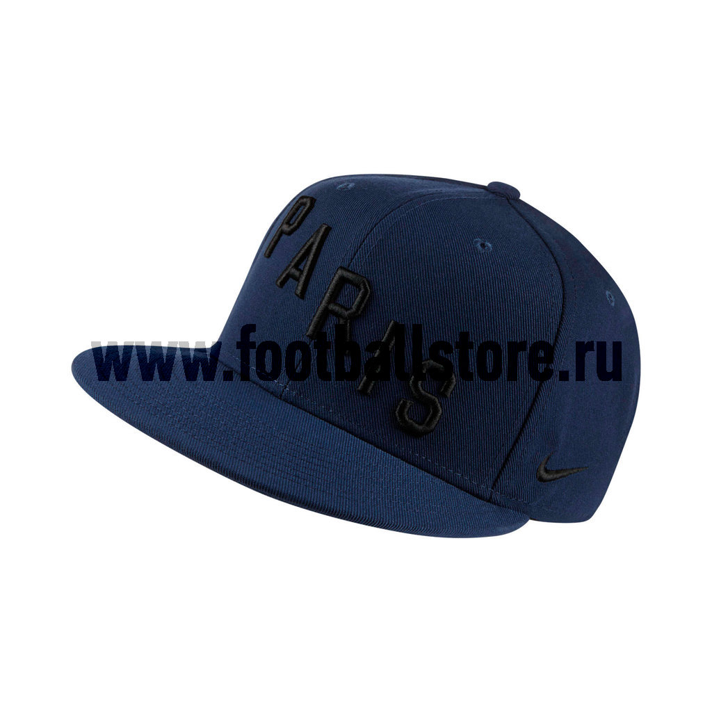 Бейсболка Nike PSG U NK True Cap Squad 850525-410 psg nike гетры nike psg stadium sx6033 429 page 8 page 9