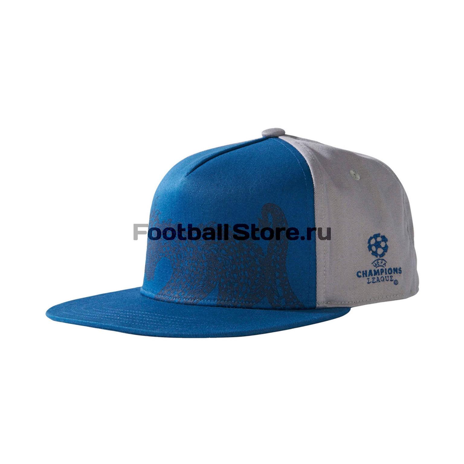 Бейсболка Adidas UCL Cap BQ1613 adidas кепка cap nets