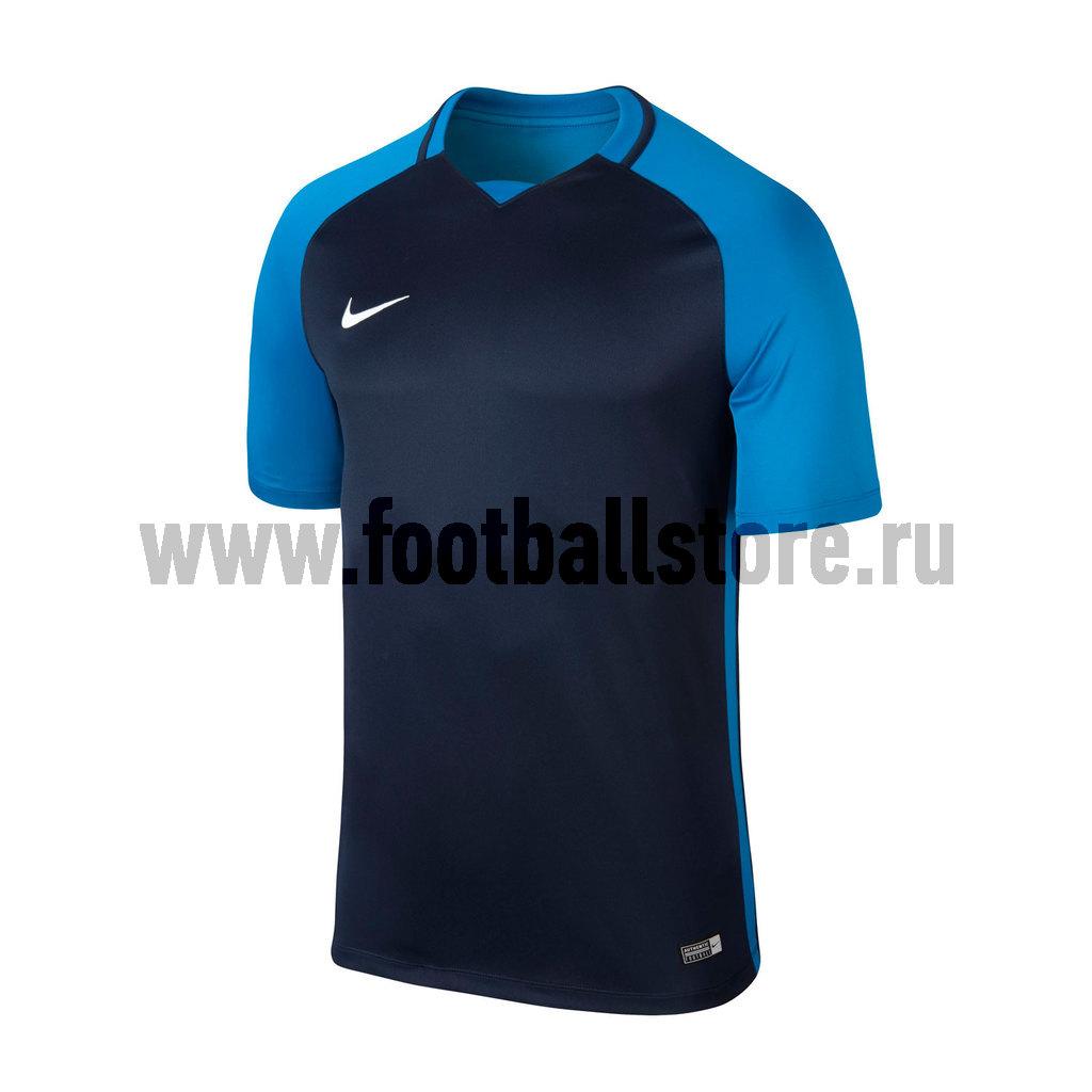 Футболка игровая подростковая Nike Trophy III 881484-411 oris trophy iii ta 100 4