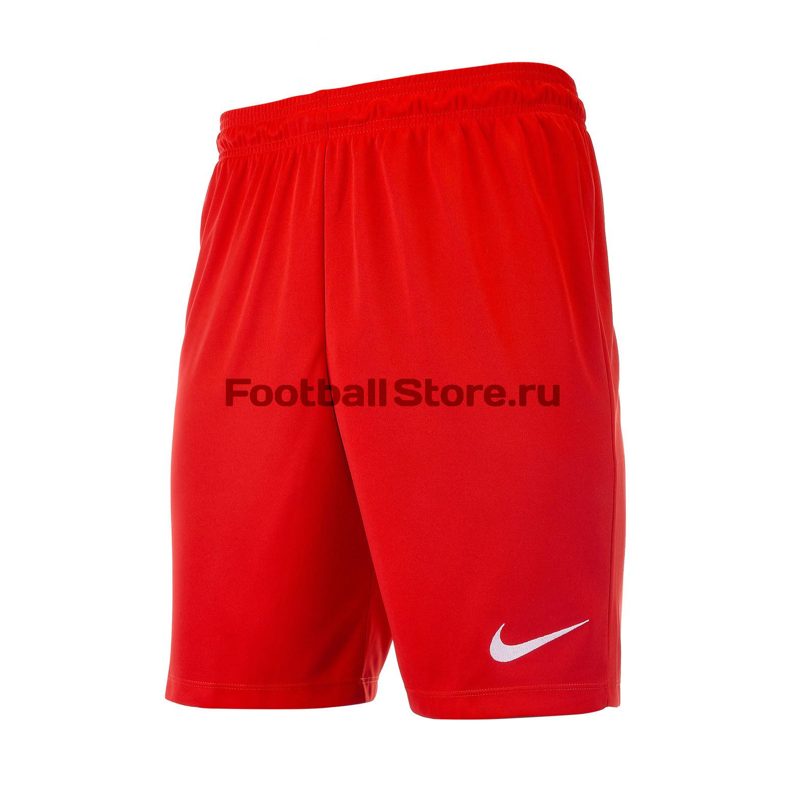 Шорты Nike Шорты Nike Park II KNIT Short NB 725887-657 игровая форма nike шорты игровые nike boys park ii nb 725988 677