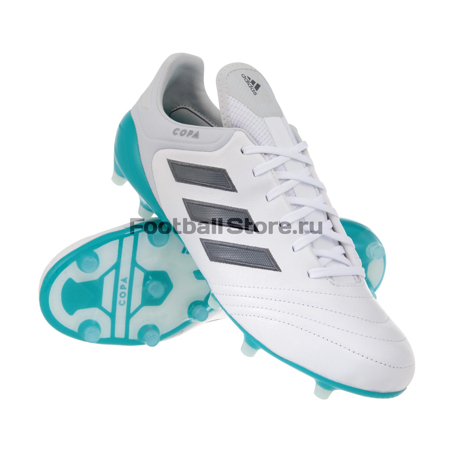 Игровые бутсы Adidas Бутсы Adidas Copa 17.1 FG S77124