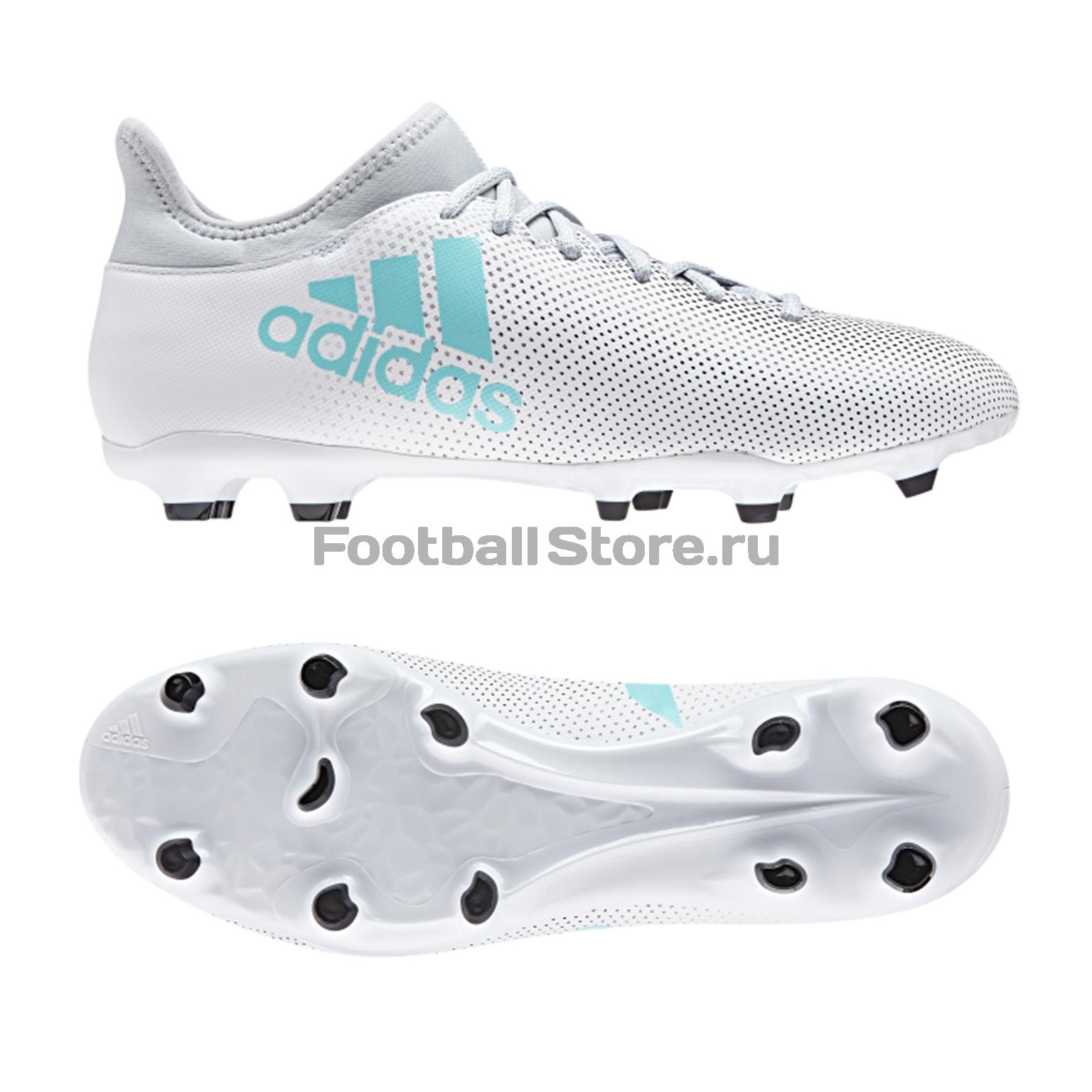 Игровые бутсы Adidas Бутсы Adidas X 17.3 FG S82362