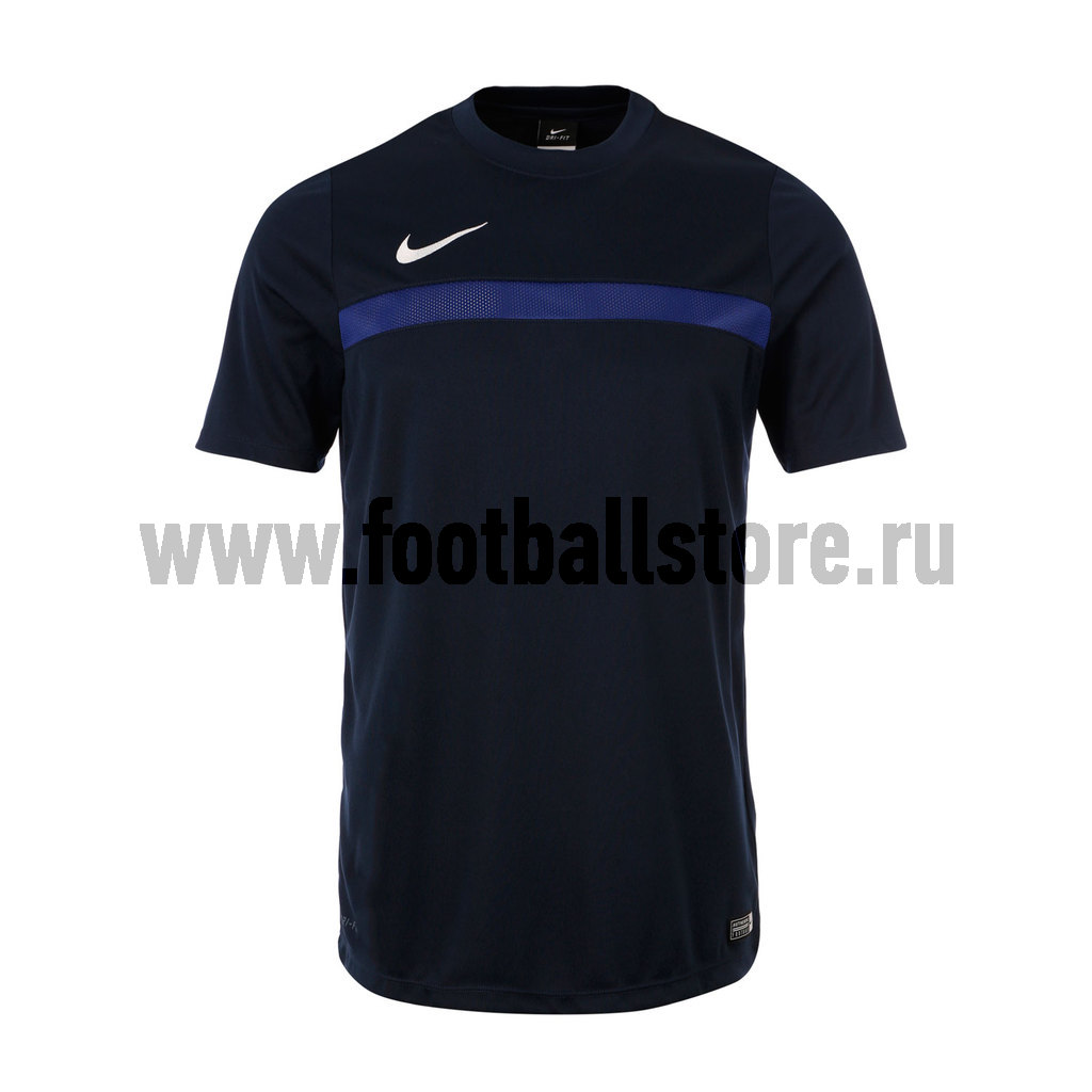 Футболка тренировочная Nike Academy 725932-451 футболка тренировочная nike ss academy trng top 588468 463