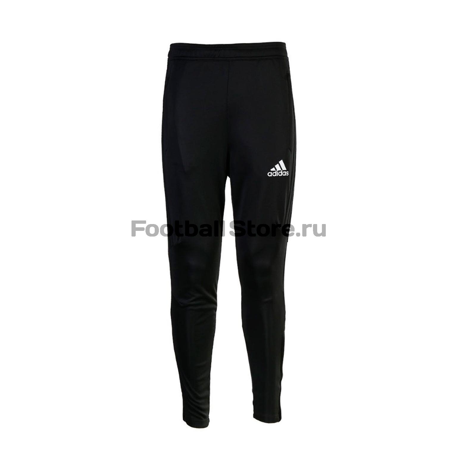 Брюки тренировочные Adidas Tiro17 TRG PNT BK0348 брюки adidas брюки тренировочные adidas tiro17 rn pnt ay2896