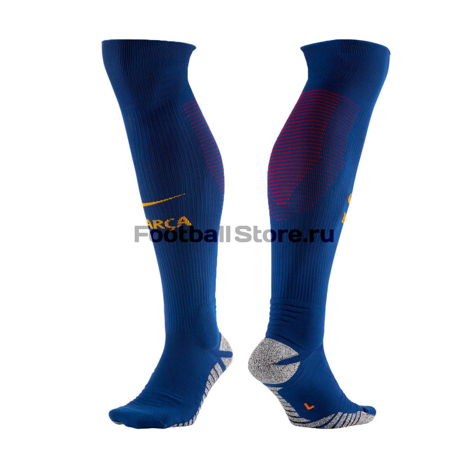 Barcelona Nike Гетры Nike Barcelona U NG MTCH OTC Sock HA3G SX7155-455 защита nike защита nk hyprstrng mtch ankl slv