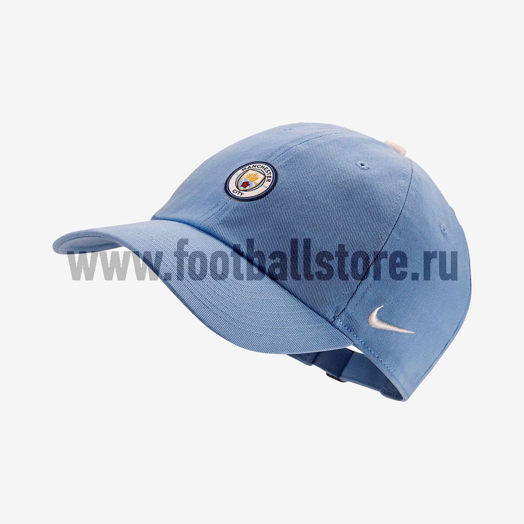 Бейсболка Nike Manchester City U NK H86 Cap Core 881717-488 suit cookies