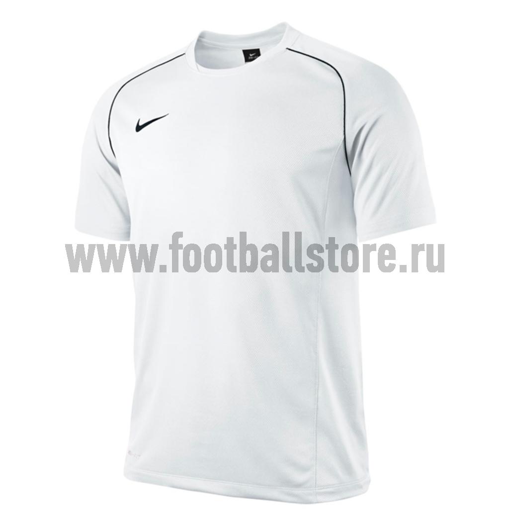 Футболки Nike Майка тренировочная Nike Found 12 SS Training Top 447430-100