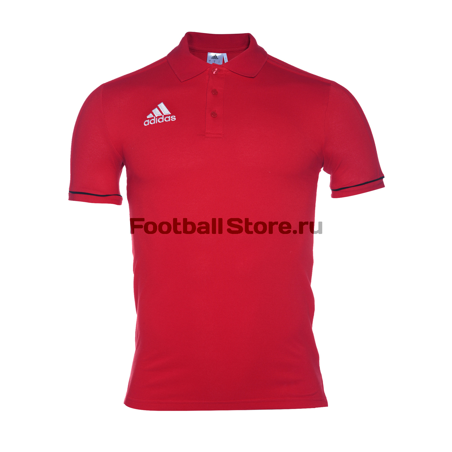 Поло Adidas Tiro17 CO Polo BQ2680 поло adidas core18 polo cv3589